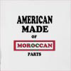American made of morocco parts Hooded Sweatshirt
