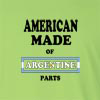 American Made of Argentina Parts Long Sleeve T-Shirt