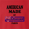 American Made Of Australian Parts crew neck Sweatshirt