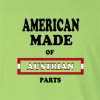 American Made of Austrian Parts Long Sleeve T-Shirt