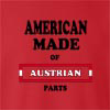 American Made Of Austrian Parts crew neck Sweatshirt