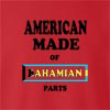 American Made Of Bahamas  Parts crew neck Sweatshirt