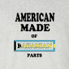 American Made of Bahamas  Parts T Shirt
