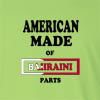 American Made of Bahrain Parts Long Sleeve T-Shirt