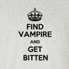 Find Vampire And Get Bitten Funny T Shirt