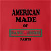 American Made Of Bangladesh Parts crew neck Sweatshirt