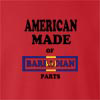 American Made Of Barbados Parts crew neck Sweatshirt