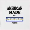 American made of nauru parts Hooded Sweatshirt