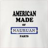 American made of nauru parts Crew Neck Sweatshirt