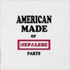 American made of nepal parts Hooded Sweatshirt