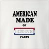 American made of netherlands dutch parts Crew Neck Sweatshirt