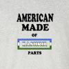 American Made of Bashkortostan Parts T Shirt
