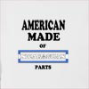 American made of nicaraguan parts Hooded Sweatshirt