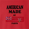 American Made Of Bermude Parts crew neck Sweatshirt