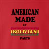 American Made Of Bolivia Parts crew neck Sweatshirt