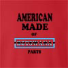 American Made Of Botswana Parts crew neck Sweatshirt