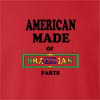 American Made Of Brazil Parts crew neck Sweatshirt