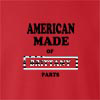 American Made Of Brittany Parts crew neck Sweatshirt