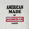 American Made of Bermude Parts T Shirt