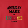 American Made Of Cameroon Parts crew neck Sweatshirt
