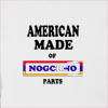 American made of nogorno parts Hooded Sweatshirt