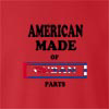 American Made Of Cuba Parts crew neck Sweatshirt