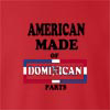 American Made Of Dominican Republic Parts crew neck Sweatshirt