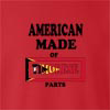 American Made Of East Timor Parts crew neck Sweatshirt