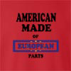 American Made Of European Parts crew neck Sweatshirt