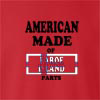 American Made Of Faroe Island Parts crew neck Sweatshirt