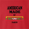 American Made Of Burma Parts crew neck Sweatshirt