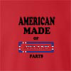 American Made Of Iceland Parts crew neck Sweatshirt