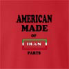 American Made Of Iran Parts crew neck Sweatshirt