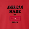 American Made Of Isle Parts crew neck Sweatshirt