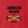 American Made Of Jamaican Parts crew neck Sweatshirt