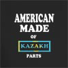 American Made of Kazakhstan Parts