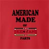 American Made Of Kenya Parts crew neck Sweatshirt