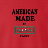 American Made Of Macao Parts crew neck Sweatshirt
