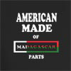 American Made of Madagascar Parts