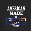 American Made of Marshall Island Parts