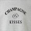 Champagne Kisses Crew Neck Sweatshirt