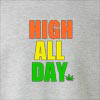 High All Day Crew Neck Sweatshirt