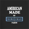 American Made of Micronesia Federated States Parts