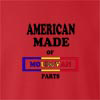 American Made Of Moldovan Parts crew neck Sweatshirt