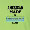 American Made of Botswana Parts Long Sleeve T-Shirt