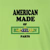 American Made of Brazil Parts Long Sleeve T-Shirt