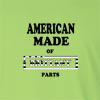 American Made of Brittany  Parts Long Sleeve T-Shirt