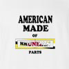 American Made of Brunei Parts T Shirt