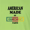 American Made of Cameroon Parts Long Sleeve T-Shirt