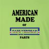 American Made of Cape Verde Parts Long Sleeve T-Shirt